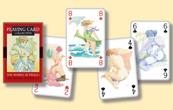 Секс на игральных картах фото 168